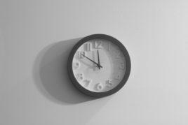 Tiempo por sesión